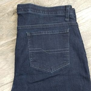 Riders by Lee denim shorts size 18w